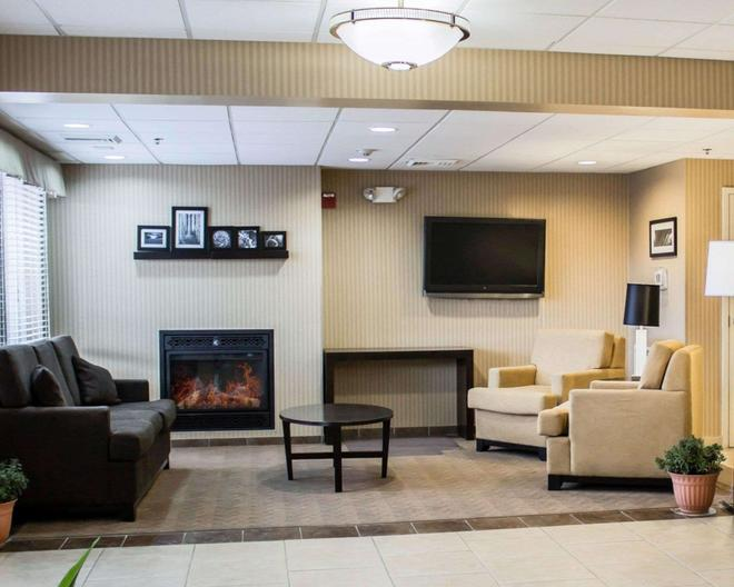 Quality Inn and Suites Chambersburg - Chambersburg - Σαλόνι