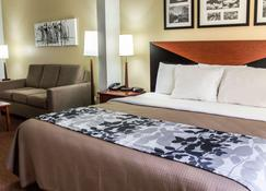 Quality Inn and Suites Chambersburg - Chambersburg - Bedroom