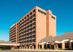 Sheraton Salt Lake City Hotel - Salt Lake City - Bangunan