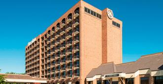 Sheraton Salt Lake City Hotel - Salt Lake City - Building