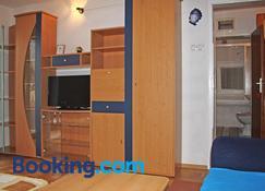 Apartments and rooms Cerkovnik - Ribčev Laz - Pokój dzienny