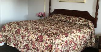 The Valley Motel - פיטסבורג - חדר שינה