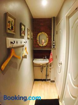 Popcorn House Ratchada - Bangkok - Phòng tắm