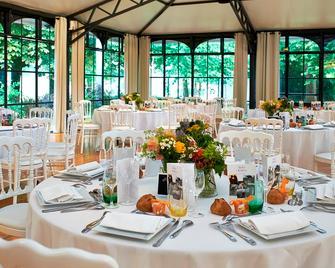 Relais De La Malmaison Paris Rueil Hôtel-Spa - Rueil-Malmaison - Restaurant