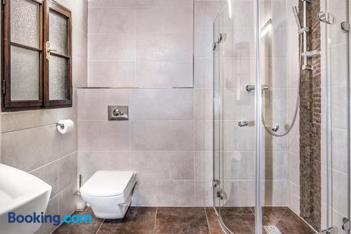 Apartmany Chornitzeruv dum - Telč - Bathroom