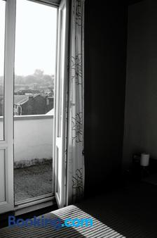 Hotel Les Acteurs - Liège - Balcony