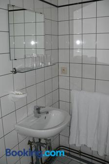 Hotel Les Acteurs - Liège - Bathroom