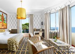 Hotel Belles Rives - Antibes - Bedroom