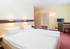 Hotel Mit-mensch - Berlin - Bedroom