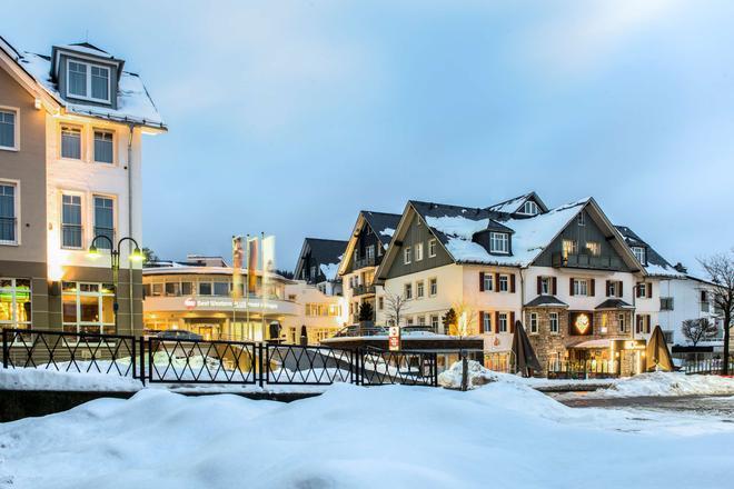 Best Western PLUS Hotel Willingen - Willingen (Hesse) - Rakennus
