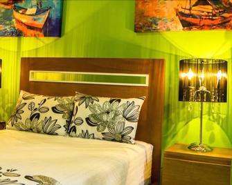 Dpravia Hotel - Baní - Bedroom