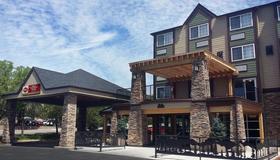 Best Western Plus Peak Vista Inn & Suites - Colorado Springs - Edificio