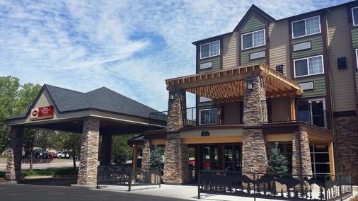 Best Western Plus Peak Vista Inn & Suites - Colorado Springs - Building