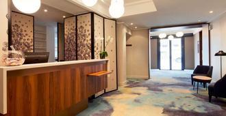 基里亞德雷姆中心酒店 - 瑞姆茲 - 蘭斯 - 櫃檯