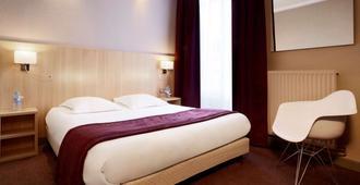 Kyriad Reims Centre - Reims - Phòng ngủ