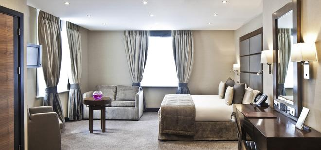Wellington Hotel by Blue Orchid - London - Phòng ngủ