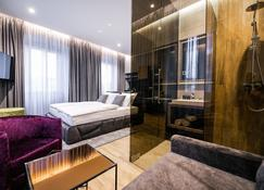 Teatro Suite & Rooms - Rijeka - Bedroom
