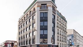 Les Piaules Belleville - Paris - Edifício