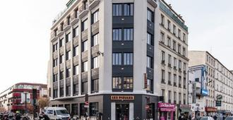 Les Piaules Hostel - Pariisi - Rakennus