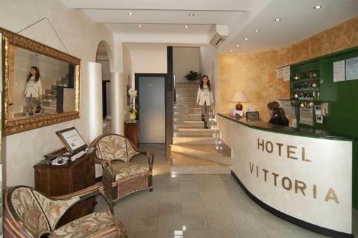 維特多利亞酒店 - 巴多利諾 - 巴多利諾 - 櫃檯