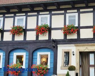 Hotel Zittauer Hütte - Jonsdorf - Gebouw