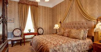 Queen Anne Hotel - סן פרנסיסקו - חדר שינה
