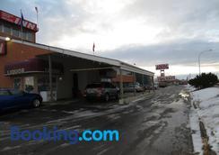 Westgate Inn - Edmonton - Outdoor view