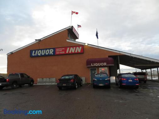 Westgate Inn - Edmonton - Building