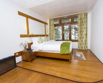 Niraamaya Retreats Aradura Kohima - Kohima - Bedroom