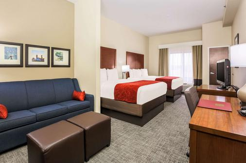 Comfort Suites Dfw N/Grapevine - Grapevine - Makuuhuone