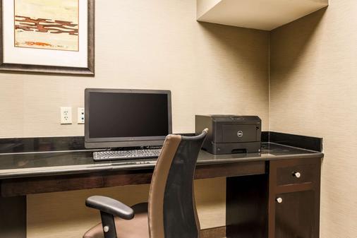 格雷普韋恩達拉斯福特沃斯堡凱富套房酒店 - 格瑞普番恩 - 格雷普韋恩 - 商務中心
