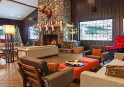 Green Granite Inn - North Conway - Lounge