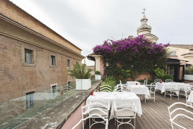 Dom Hotel (Preferred Hotels & Resorts) - Ρώμη - Εστιατόριο
