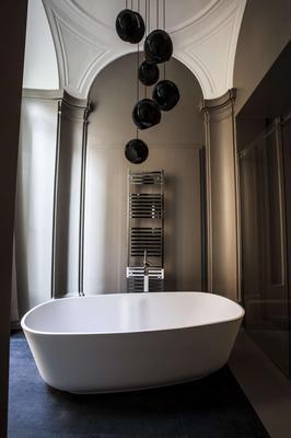 Dom Hotel (Preferred Hotels & Resorts) - Rome - Salle de bain