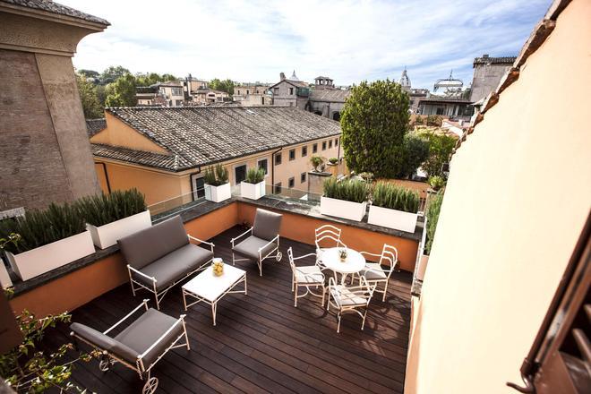 Dom Hotel (Preferred Hotels & Resorts) - Rome - Balcon