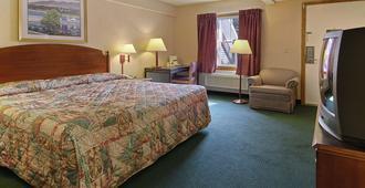 Howard Johnson by Wyndham Williamstown - Williamstown - Bedroom