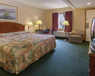Howard Johnson by Wyndham Williamstown - Williamstown - Schlafzimmer