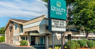 Quality Inn - Klamath Falls - Gebäude