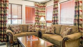Quality Inn - Klamath Falls - Σαλόνι