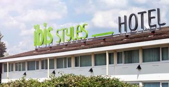 ibis Styles Nancy Sud - Houdemont - Edificio