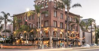 The Historic Broadlind Hotel at Long Beach Convention Center - Long Beach - Edificio