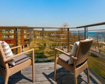 Sopot Marriott Resort and Spa - Sopot - Balkon