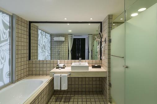 綠松石海洋珊瑚尊榮酒店 - 式 - 莫雷洛斯港 - 莫雷洛斯港 - 浴室