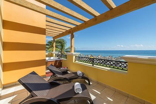 綠松石海洋珊瑚尊榮酒店 - 式 - 莫雷洛斯港 - 莫雷洛斯港 - 陽台