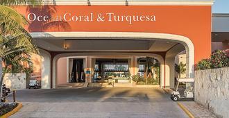 Ocean Coral & Turquesa by H10 - Puerto Morelos - Edificio