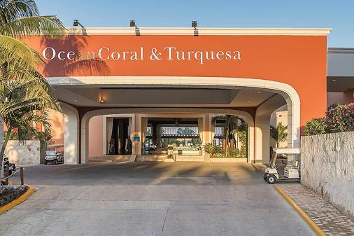 綠松石海洋珊瑚尊榮酒店 - 式 - 莫雷洛斯港 - 莫雷洛斯港 - 建築
