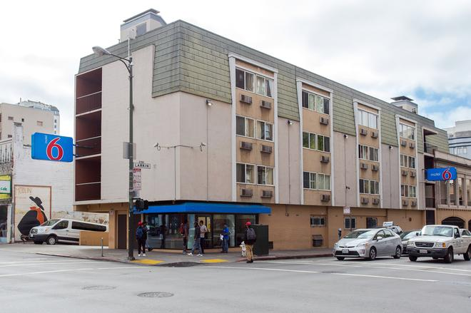 Motel 6 San Francisco Ca - San Francisco - Rakennus