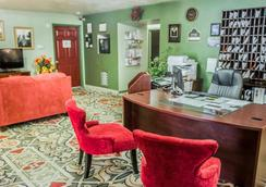 Suburban Extended Stay Hotel - Tallahassee - Recepción
