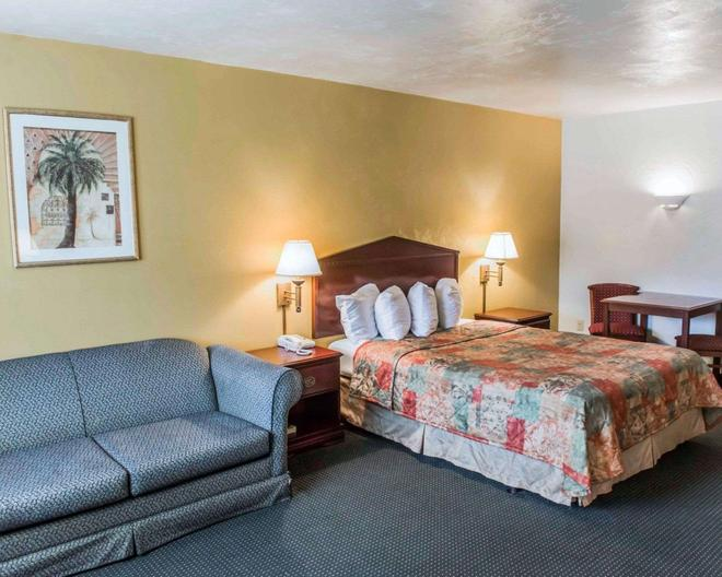 郊區長住酒店 - 塔拉哈西 - 塔拉哈西 - 臥室