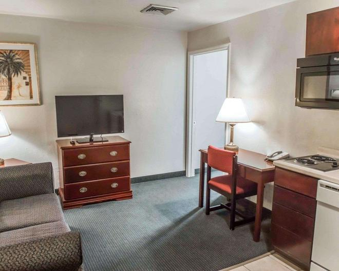 Suburban Extended Stay Hotel - Tallahassee - Cocina